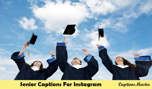 Senior Picture Captions For Instagram